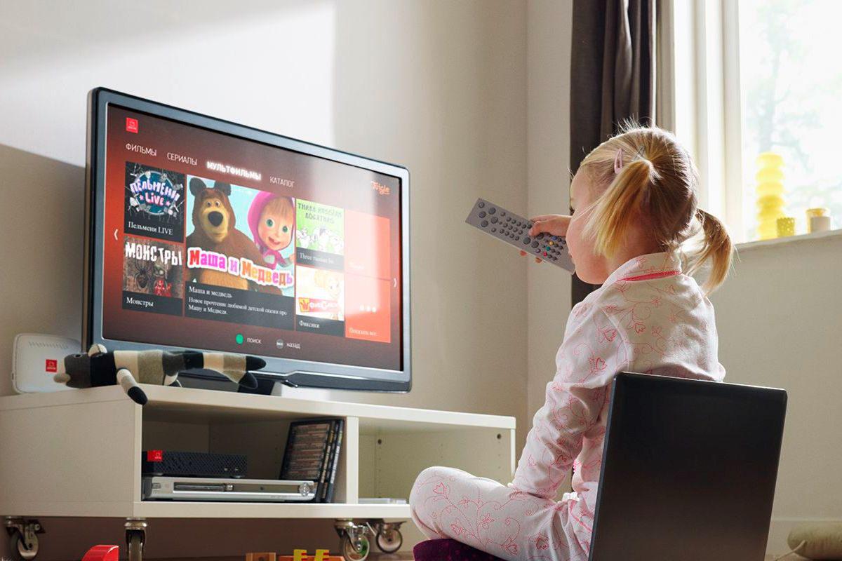 Можно ли развить ребенка с помощью видео и мультфильмов?